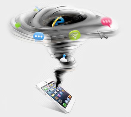 移动手机应用开发